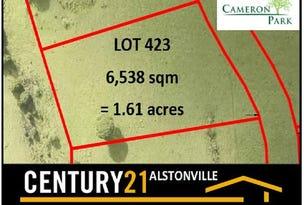 Lot 423, Cameron Park, McLeans Ridges, NSW 2480