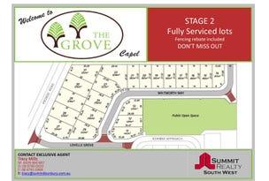 Lot 27 The Grove Estate, Capel, WA 6271