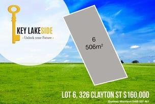 Lot 6, 326 Clayton Street, Canadian, Vic 3350