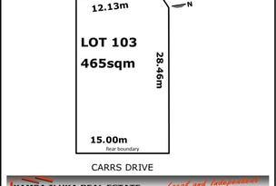 Lot 103-22 Carrs Dr, Yamba, NSW 2464
