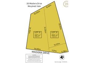 Lot 1-2 ,20 Madeira Drive, Morphett Vale, SA 5162