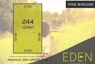 Lot 244 Daffodil Drive, Two Wells, SA 5501