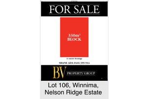 Lot 106, Winnima Nelson Ridge Estate, Pemulwuy, NSW 2145