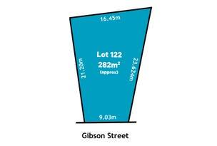 Lot 122 Gibson, 6 Hurcombe Street, West Beach, SA 5024