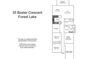 35 Baxter Crescent, Forest Lake, Qld 4078