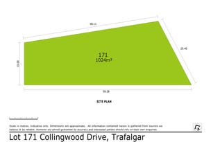 Lot 171 Collingwood Drive, Trafalgar, Vic 3824