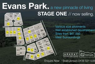 Lot 72, Reserve Court, Ararat, Vic 3377