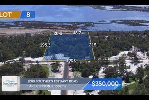 1209 - Lot 8 Southern Estuary Road, Lake Clifton, WA 6215