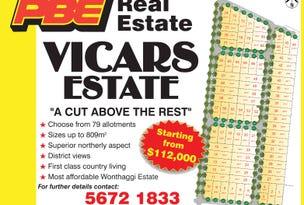 LOT 70 VICARS ESTATE, Wonthaggi, Vic 3995