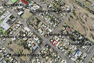 1, 2 & 3/79 Middle Street, Chinchilla, Qld 4413