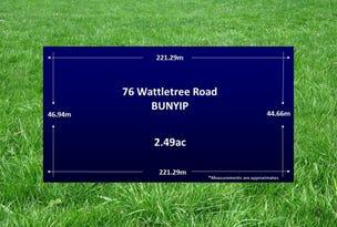 76 Wattletree Road, Bunyip, Vic 3815