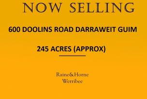 600 DOOLINS ROAD, Clarkefield, Vic 3430
