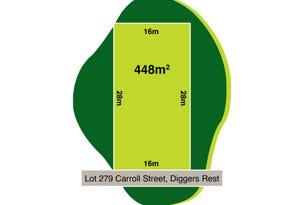 Lot 279, Carroll Street, Diggers Rest, Vic 3427