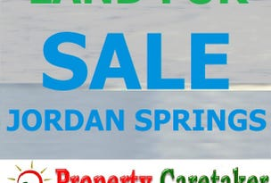 Jordan Springs, address available on request