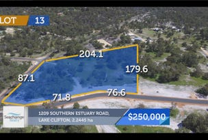 1209 - Lot 13 Southern Estuary Road, Lake Clifton, WA 6215