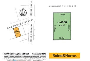 Lot 4060 Broughton Street, Moss Vale, NSW 2577
