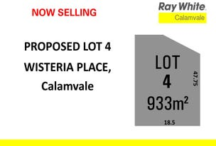 Lot 4 Wisteria Place, Calamvale, Qld 4116