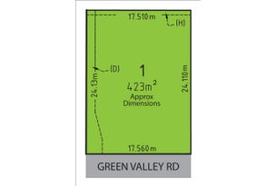 Green Valley, address available on request