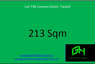 Lot 738  Cousens Street, Tarneit, Vic 3029