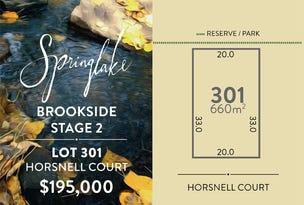 Lot 301 Horsnell Court, Mount Barker, SA 5251