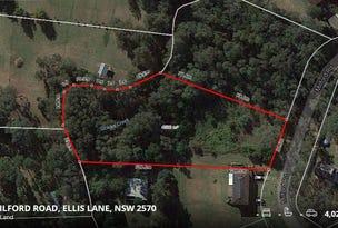 Ellis Lane, address available on request