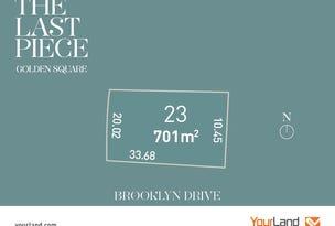 Lot 23, Brooklyn Drive, Golden Square, Vic 3555