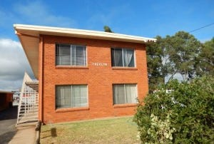 Griffith, address available on request