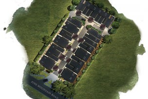 Lot 21 'the residences', 370 Pine Mountain Road,, Carindale, Qld 4152