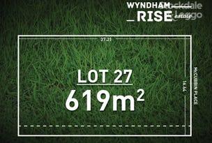Lot 27 Wyndham Rise Estate, Clifton Springs, Vic 3222