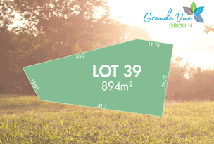 Lot 39, 106  McNeilly Road, Drouin, Vic 3818