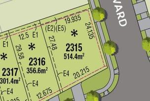 Lot 2315 at Newpark, Marsden Park, NSW 2765