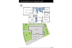 1 Colchester Court, Keysborough, Vic 3173