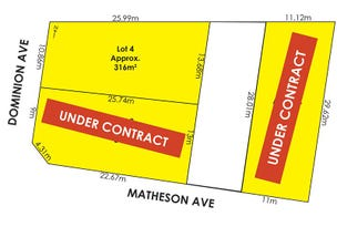 Lot/4 Dominion Avenue, Findon, SA 5023