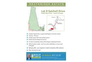 Lot 8 Satchell Drive, Ridgeway, Tas 7054