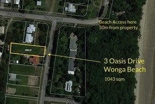 3 Oasis Drive, Wonga Beach, Qld 4873