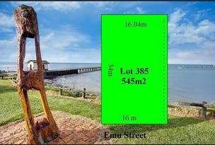Lot 385 Emu Street, St Leonards, Vic 3223