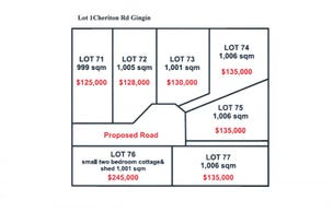 Lot 77, Lot 1 Cheriton Road, Gingin, WA 6503