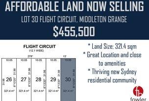 Lot 30 Flight Circuit, Middleton Grange, NSW 2171