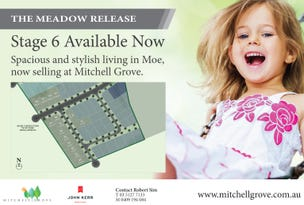 . The Meadow Release, Mitchell Grove, Moe, Vic 3825