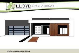 Lot 61 Chang Avenue, Lloyd, NSW 2650