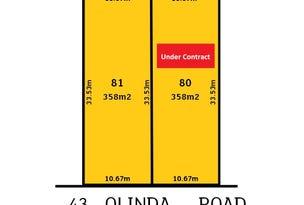 43 Olinda Road, Windsor Gardens, SA 5087