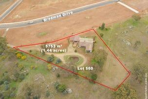 Lot 560 Bradman Drive, Boorooma, NSW 2650
