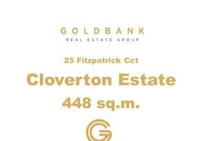 25 Fitzpatrick Cct, Donnybrook, Vic 3064