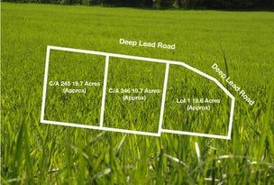 Lot 1,, C/A 245 & C/A 246 Deep Lead Road, Stawell, Vic 3380