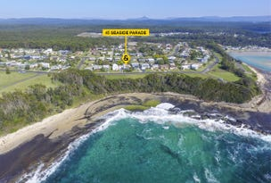 45 Seaside Parade, Dolphin Point, NSW 2539