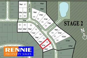 Lot 78, Ridge Boulevard, Yinnar, Vic 3869