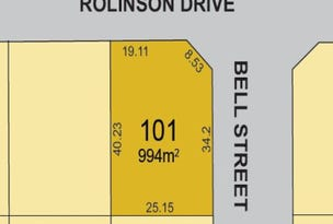 Lot 101, 25 Rolison Drive, Kalannie, WA 6468
