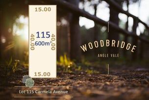 Lot 115 Carmela Avenue, Angle Vale, SA 5117