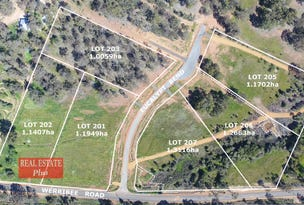 Lots 201-207 Eucalypt Bend, Wundowie, WA 6560