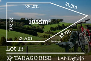 Lot 13/Lot 13 Red Hill Court, Neerim South, Vic 3831